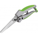 Garden shears universal, long version, length 23,5cm, cutting edge 7,5cm