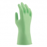 Disposable chemical safety gloves Uvex U-fit Strong 0.21mm thick, size 10/XL, 50pairs in a box