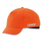 u-cap hi-viz orange 55-59 short brim