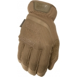 Gloves FAST FIT COYOTE 9/M 0.6mm palm, touch screen capable