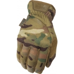 Gloves FAST FIT MULTICAM 8/S 0.6mm palm, touch screen capable