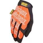 Gloves Mechanix ORIGINAL orange 10/L
