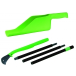 Gutter cleaning set