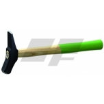 Hammer for angle flat scraper