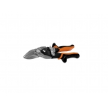 Aviation tin snips - right and straight cut