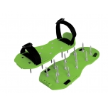 Grass aerating shoes, spikes 4cm