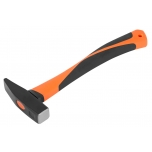 Hammer with fiberglass handle 200g