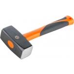Hammer with fiberglass handle 2000g