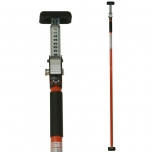 Extendable quick support from 1,60m to 2,90mQUICK SUPPORT large model NEW handle and PAD 20x6cm