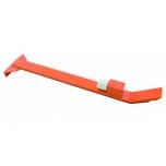 Professional pulling bar for laminate flooring installation (click-together design) - SUPER TAK-TIK