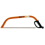 """Bow saw with blade for green wood 30"""" 760mm Ergo"""
