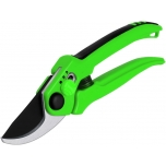 Pruner, bypass type, length 18,5cm, max cut 20mm (plastic body)