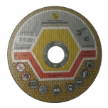 Cutting disc for INOX 125x1mm