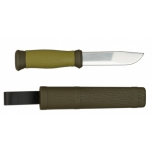 Utility knife Morakniv® 2000, green, 109mm blade