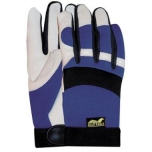 Gloves M-Safe Bald Eagle, pig leather, velcro, size 10