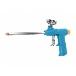 Foam gun with regulator