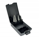 HSS Sheet drill set FCL330 3pcs 3-14mm, 5-20mm, 16-30mm