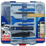 Tool set for smartphone and tablet repair 57 pcs