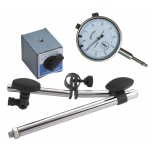 Magnetic base micrometer