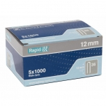 Cable staples No 36 10mm 5x1000pcs, carton box