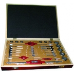 SET Tivoly MTF37 for Threading and Tapping M3-M20