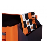 Document holder for tool trolley 1470K