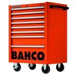 8 draw.pro tool trolley orange