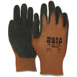 Nylon gloves with latex coating M-Safe Maxx-Grip Lite 50-245, size 8/M