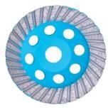 Алмазный шлифовальный диск  TURBO 125мм