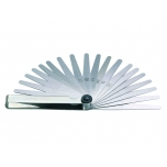 Professional feeler gauge 0,05-1,0mm with 20 blades