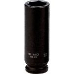 "Hexagon deep impact socket 19mm 1/2"" Irimo blister"