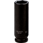 "Deep hexagon impact socket 19mm 1/2"" Irimo blister"