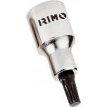 """TORX bit socket T40x60mm 1/2"""" Irimo blister"""