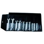 """Double open-end """"Liliput"""" spanners set 4-11mm 10pcs"""