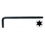 Black offset keys for Torx® screws T30