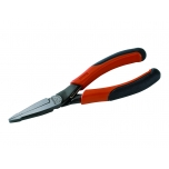 Long flat nose pliers 180mm Ergo IP