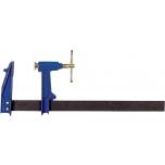 Screw clamp 120x500mm Irimo