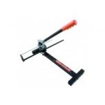 Rebar guillotine, max. bending 16mm - max. cutting 18mm