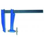 Plunger screw clamp 50x22 cm