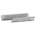BREAK-AWAY BLADE 18mm 10pcs in plastic box