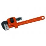 "Stillson type pipe wrench 450mm max 2.3/8"" 60mm"
