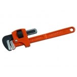 "Stillson type pipe wrench 600mm max 3"" 76mm"