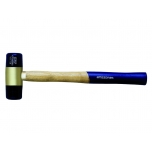 Plastic hammer Superflex 154g, head diam 22mm