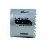 Carbide tipped holesaw 56mm