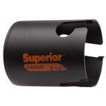 Multi construction holesaw Superior 92mm with carbide tips, depth 71mm