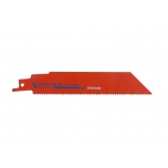 Reciprocating sawblades Sandflex bimetal 150mm*1,07mm HST 14TPI 5 pcs for metal 10-20mm