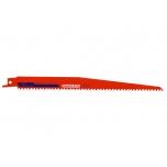 Reciprocating sawblades Sandflex bimetal 228mm*1,27mm SL 6TPI 5 pcs for metal and wood 20-50mm