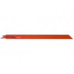 Reciprocating sawblades Sandflex bimetal 300mm*1,07mm HST 14TPI 5 pcs for metal 10-20mm