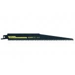 Reciprocating sawblades for wood carbon 228*1,07mm SL 7TPI 5 pcs