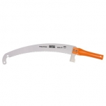 Pole pruning saw 360mm 6TPI with striking knife and hook fileable